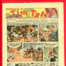 Tebeos: TIM TYLER , HISPANO AMERICANA 20 CTS. , ORIGINAL ANTIGUO , Nº 71. Lote 24064055