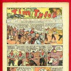 Tebeos: TIM TYLER , HISPANO AMERICANA 20 CTS. , ORIGINAL ANTIGUO , Nº 77. Lote 24064096