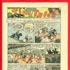Tebeos: TIM TYLER , HISPANO AMERICANA 20 CTS. , ORIGINAL ANTIGUO , Nº 78. Lote 24064101