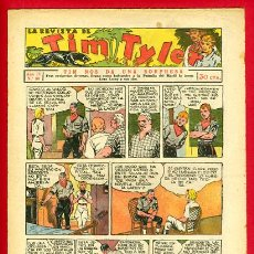 Tebeos: TIM TYLER , HISPANO AMERICANA 20 CTS. , ORIGINAL ANTIGUO , Nº 80. Lote 24064127