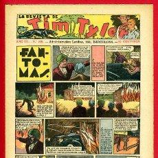 TIM TYLER , HISPANO AMERICANA 20 CTS. , ORIGINAL ANTIGUO , Nº 100