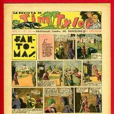 Tebeos: TIM TYLER , HISPANO AMERICANA 20 CTS. , ORIGINAL ANTIGUO , Nº 103. Lote 24064319