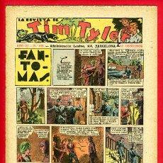 TIM TYLER , HISPANO AMERICANA 20 CTS. , ORIGINAL ANTIGUO , Nº 104