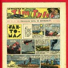 Tebeos: TIM TYLER , HISPANO AMERICANA 20 CTS. , ORIGINAL ANTIGUO , Nº 108. Lote 24064354