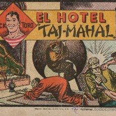 Tebeos: DICK TORO Nº 27 DE HISPANO AMERICANA ORIGINAL . Lote 24116724
