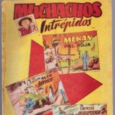 Tebeos: MUCHACHOS INTRÉPIDOS Nº 9. HISPANO AMERICANA 1957.. Lote 24416985