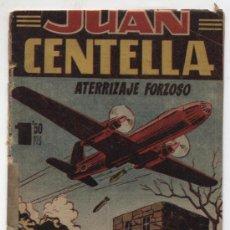 Tebeos: JUAN CENTELLA Nº 8. HISPANO AMERICANA 1951.. Lote 24665791