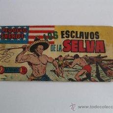 BDs: EL PEQUEÑO SHERIFF Nº 7 LOS ESCLAVOS DE LA SELVA HISPANO AMERICANA. Lote 21293593