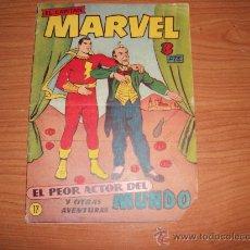 Tebeos: EL CAPITÁN MARVEL Nº 17 HISPANO AMERICANA ORIGINAL. Lote 26442814