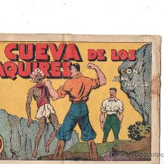 Tebeos: JUAN CENTELLA Nº LA CUEVA DE LOS FAQUIRES DE HISPANO AMERICANA . Lote 122714315