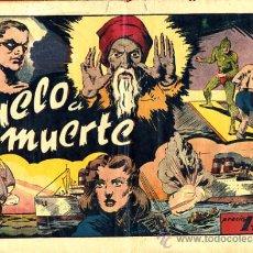 Tebeos: GALATOR , DUELO A MUERTE , FORMATO GRANDE , HISPANO AMERICANA , ORIGINAL , C33. Lote 27236841