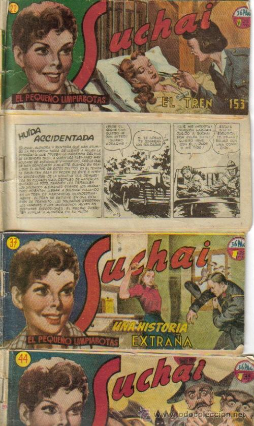 Tebeos: SUCHAI (H. AMERICANA) ORIGINAL 1949 - 1953 Nº.137 - Foto 3 - 26288598
