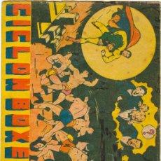 Tebeos: CICLÓN BOXEADOR SUPERMÁN. Lote 27775304