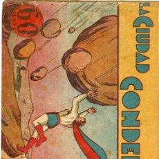 Tebeos: CICLÓN LA CIUDAD CONDENADA SUPERMAN. Lote 27775421