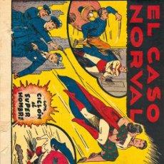 Tebeos: CICLÓN (SUPERMAN) EL CASO NORVAL. Lote 27775513