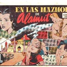 Tebeos: CARLOS EL INTREPIDO Nº EN LAS MAZMORRAS DE ALAMUT DE HISPANO AMERICANA. Lote 27781479