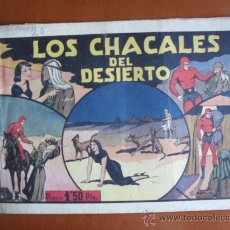 Tebeos: EL HOMBRE ENMASCARADO Nº 20 - LOS CHACALES DEL DESIERTO * ORIGINAL EPOCA. Lote 28179208