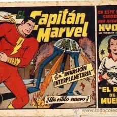 Tebeos: EL CAPITAN MARVEL-APAISADOS-SUELTOS-ORIGINALES-COMPLETA-AÑO1947.C.C. BECK-CAJA 46 ARCON DE PAJA. Lote 28288594
