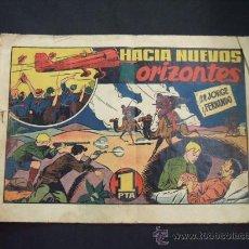 Tebeos: JORGE Y FERNANDO - HACIA NUEVOS HORIZONTES - FORMATO GRANDE - HISPANO AMERICANA -. Lote 28480887