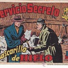 Tebeos: COMIC SERVICIO SECRETO Nº 7. Lote 28515466