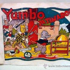Tebeos: COMIC, ORIGINAL, YUMBO, PATINADOR, HISPANO AMERICANA. Lote 28642898