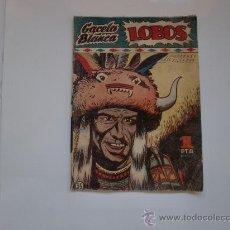 Tebeos: GACELA BLANCA Nº 35 ORIGINAL . Lote 30609086