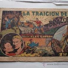 Tebeos: FLAS GORDON Nº 11 DE 1,5 EDICION 1946 ORIGINAL. Lote 68020579