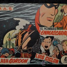 Tebeos: ANTIGUO COMIC FLASH GORDON, NUM 11. . Lote 30079382