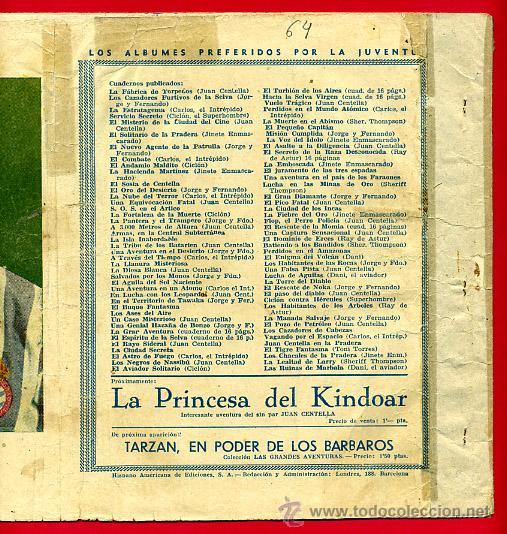 Tebeos: CARLOS EL INTREPIDO, UNA AVENTURA EN UN ATOMO ,ORIGINAL , C64 - Foto 5 - 30263772