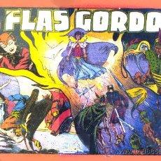 Comics - COLECCIÓN COMPLETA 3 ALBUMS ROJO FLAS GORDON (HISPANOAMERICANA 1942) - 30270296