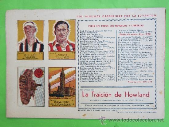 Tebeos: maria cortes y la doctora alden 1942 , n. 7 la trajedia de saturno ,hispano americana , como nuevo - Foto 2 - 30810301