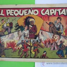 Tebeos: ALBUMES PREFERIDOS DE LA JUVENTUD , NUMERO 11 , EL PEQURÑO CAPITAN , HISPANOAMERICANA 1942. Lote 30802171