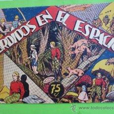 Tebeos: MARIA CORTES Y LA DOCTORA ALDEN 1942 , N.4 PERDIDOS EN EL ESPACIO ,HISPANO AMERICANA , COMO NUEVO. Lote 30810266