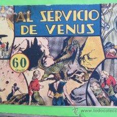 Tebeos: MARIA CORTES Y LA DOCTORA ALDEN 1942 , N, 2 AL SERVICIO DE VENUS ,HISPANO AMERICANA. Lote 30810405