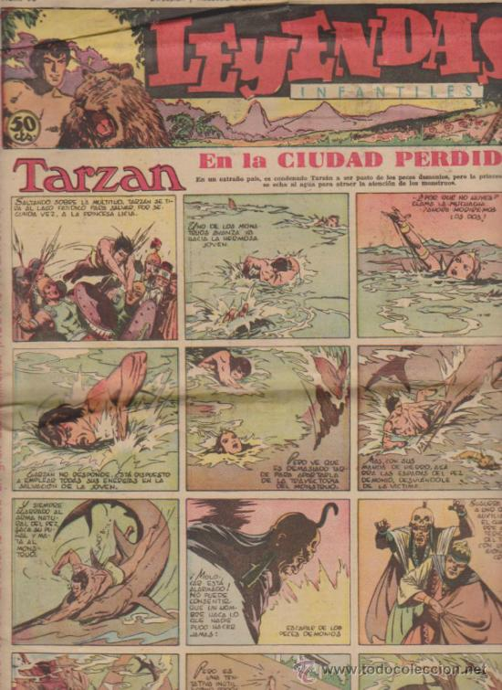 LEYENDAS INFANTILES Nº 98. (Tebeos y Comics - Hispano Americana - Leyendas Infantiles)