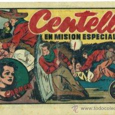 Tebeos: JUAN CENTELLA EN MISION ESPECIAL 1 PTA. COLECC. ALBUMES PREFERIDOS ORIGINAL. Lote 31255829