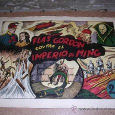 Comics - FLASH GORDON - AVENTURAS DE FLAS GORDON NUM. 5, EDT HISPANO AMERICANA - 31181086