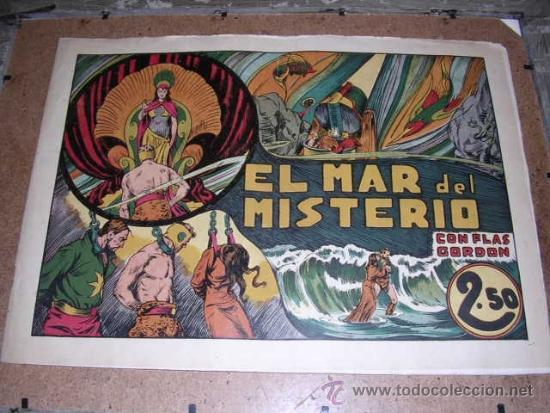FLASH GORDON - AVENTURAS DE FLAS GORDON NUM. 6, EDT HISPANO AMERICANA (Tebeos y Comics - Hispano Americana - Flash Gordon)