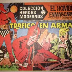 Tebeos: 1958 EL HOMBRE ENMASCARADO NUMERO 28 A - COLECCION HEROES MODERNOS. Lote 31576279