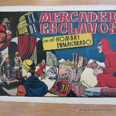 Tebeos - hombre enmascarado , EL MERCADER DE ESCLAVOS , hispano americana - 32173648