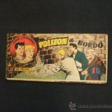 Tebeos - JORGE Y FERNANDO - Nº 52 - POLIZON A BORDO - HISPANO AMERICANA - - 32211819