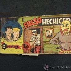 Tebeos: JORGE Y FERNANDO - Nº 67 - EL FALSO HECHICERO - HISPANO AMERICANA - . Lote 32212807