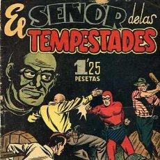 Tebeos: COMIC EL HOMBRE ENMASCARADO VERTICAL HISPANO AMERICANA Nº 18. Lote 32265385