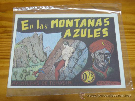 TEBEOS-COMICS GOYO - TOMASIN - HISPANOAMERICANA - Nº 4 *AA99 (Tebeos y Comics - Hispano Americana - Otros)