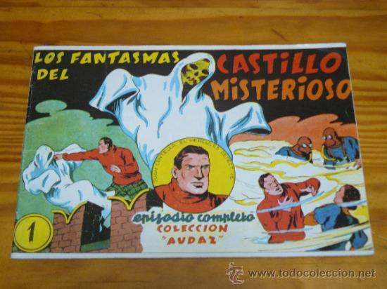 TEBEOS-COMICS GOYO - JUAN CENTELLA - HISPANOAMERICANA - Nº 1 *FF99 (Tebeos y Comics - Hispano Americana - Otros)