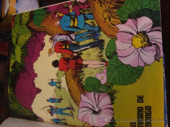 Tebeos: heroes del comic, flash gordon, tomo 1 , el tirano de mongo, en el reino de los hielos, los tecnicos - Foto 2 - 32748364