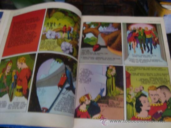 Tebeos: heroes del comic, flash gordon, tomo 1 , el tirano de mongo, en el reino de los hielos, los tecnicos - Foto 3 - 32748364
