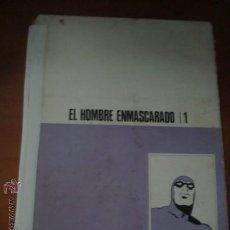 Tebeos: EL HOMBRE ENMASCARADO TOMO 1 1971 EDICIONES BURU LAN . 12 EPISODIOS,. Lote 289511398