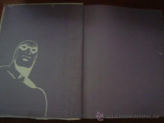 Tebeos: el hombre enmascarado tomo 1 1971 ediciones buru lan . 12 episodios, - Foto 6 - 289511398
