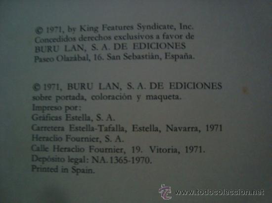 Tebeos: el hombre enmascarado tomo 1 1971 ediciones buru lan . 12 episodios, - Foto 5 - 289511398